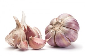 Garlic Fights Foodborne Illnesses 100 Times Better than Antibiotics