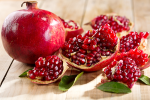 The Powerful Pomegranate: Ancient and Healthful Superfood
