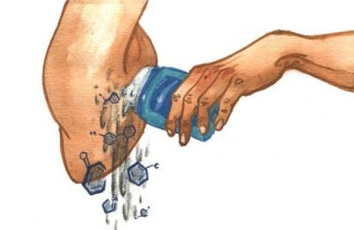 toxic-deodorant - antiperspirant