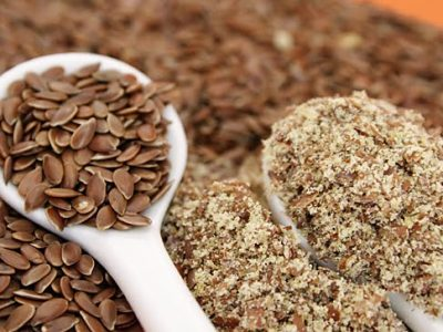 Flaxseeds Are a Prostate Superfood