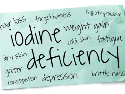 Why Iodine Is Essential for Preventing Chronic Illness
