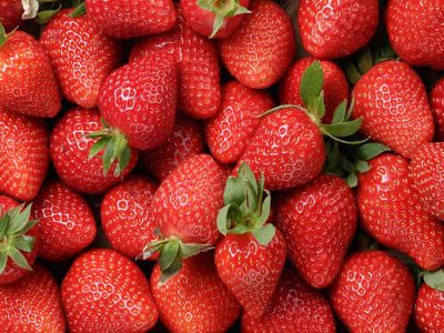 Strawberries: Taste Great and GOOD for You